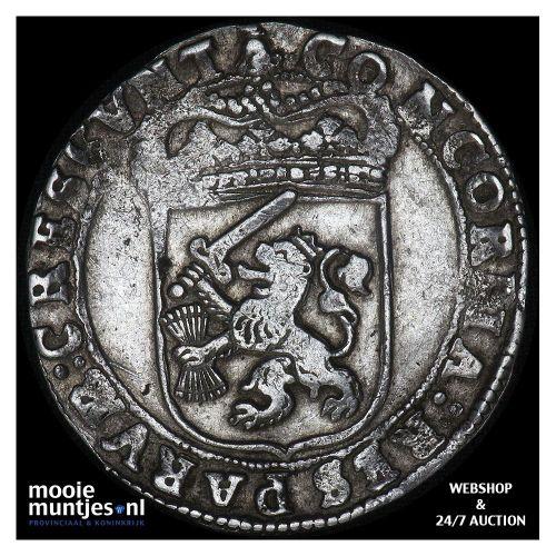 Gelderland - Zilveren dukaat - 1660 (kant B)