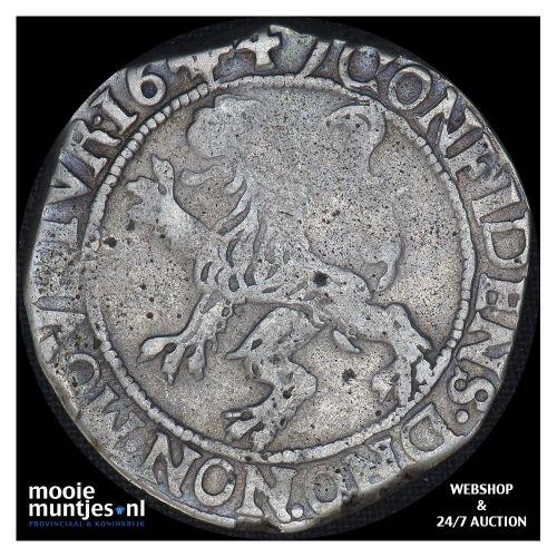 Kampen - Halve leeuwendaalder - 1647 (kant A)