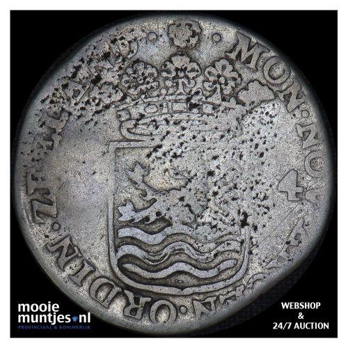 Zeeland - Scheepjesschelling - 1779 (kant A)