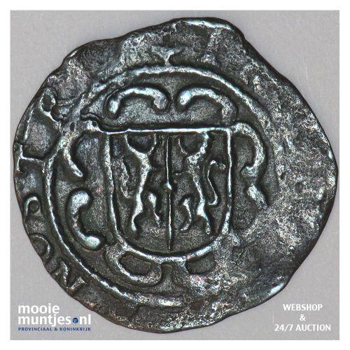 Gelderland - Duit - 1635 (kant B)