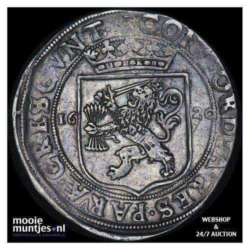 Overijssel - Nederlandse rijksdaalder - 1620 (kant A)