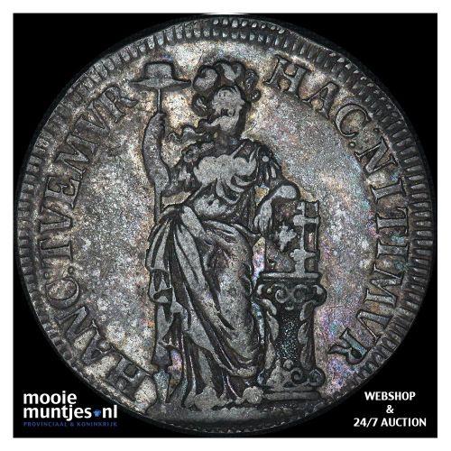 Holland - Provinciale tweegulden - 1687 (kant B)