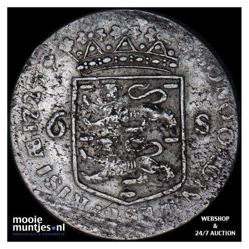 West-Friesland - Gulden - 1705 (kant A)