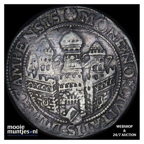 Utrecht - Prinsendaalder - 1598 (kant A)
