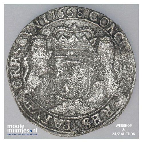 Utrecht - Rijderschelling - 1764 (kant A)
