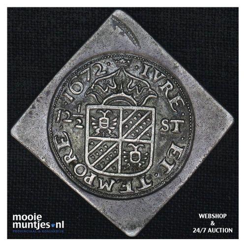 Stad Groningen - Florijn - 1690 (kant A)
