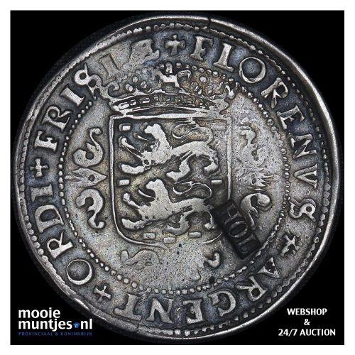 Zeeland - Halve zilveren rijder of halve dukaton - 1792 (kant B)