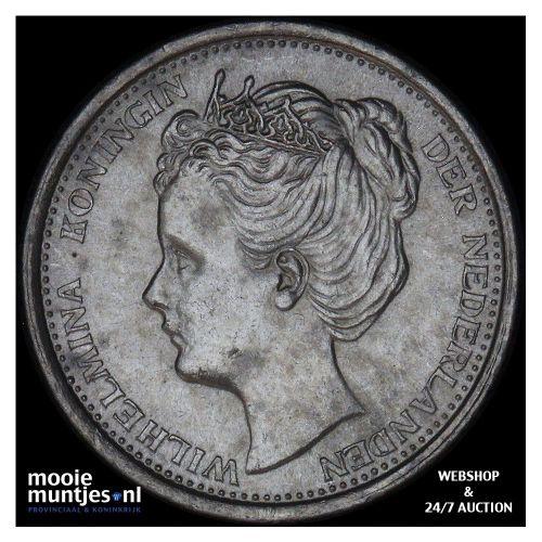 10 cent - Wilhelmina - 1904 (kant B)
