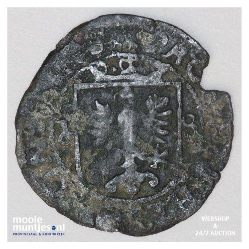 Deventer - Halve stuiver - z.j. (1588-1590) (kant A)