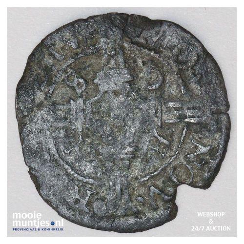 Deventer - Halve stuiver - z.j. (1588-1590) (kant B)