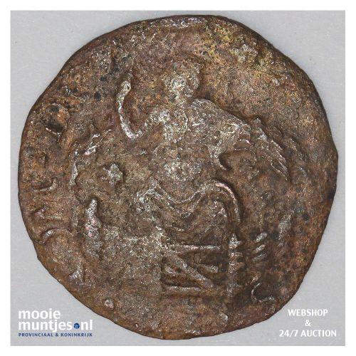 Holland - Duit - 1780 (kant B)