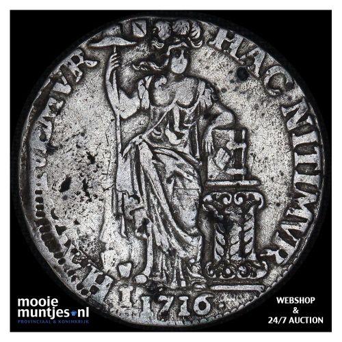 Utrecht - Gulden - 1716 (kant A)