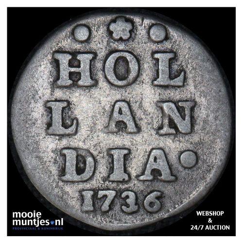 Holland - Gulden - 1794 (kant A)