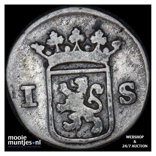 Holland - Gulden - 1794 (kant B)