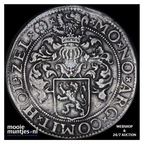 Holland - Gehelmde rijksdaalder of Prinsendaalder - 1585 (kant B)