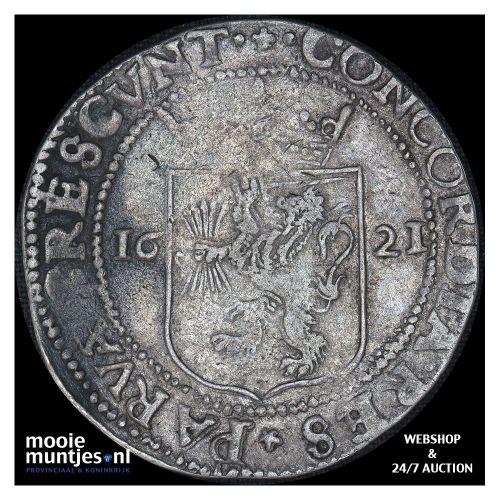 Utrecht - Gulden - 1721 (kant A)