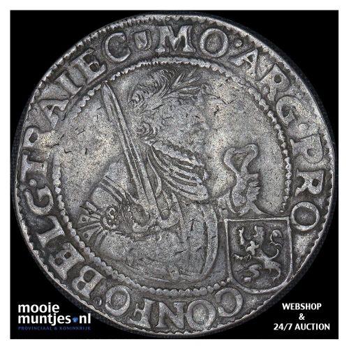 Utrecht - Gulden - 1721 (kant B)