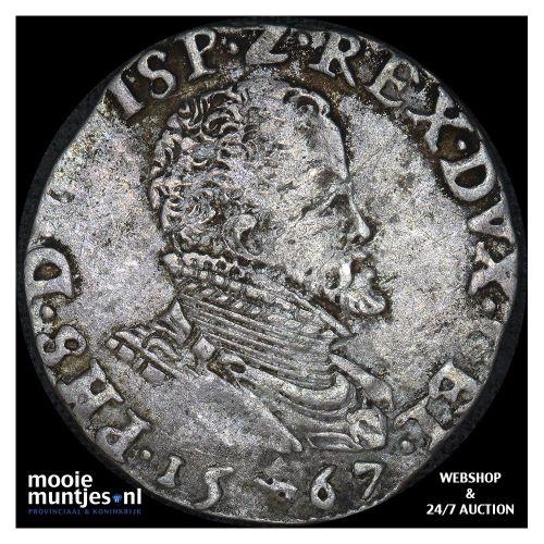 Gelderland - Gulden - 1767 (kant A)