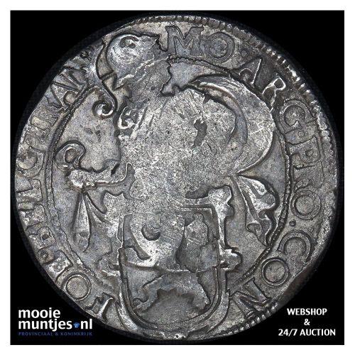 Overijssel - Leeuwendaalder - 1641 (kant B)