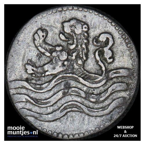 Zeeland - Stuiver - 1728 (kant B)
