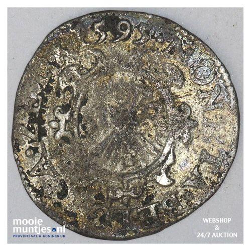 Zeeland - Kwart dukaat  - 1764 (kant A)