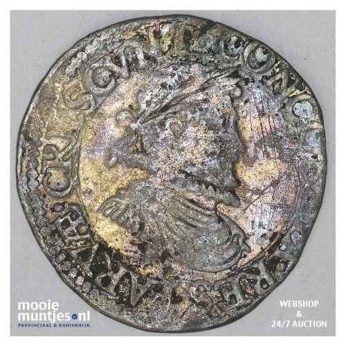 Zeeland - Kwart dukaat  - 1764 (kant B)