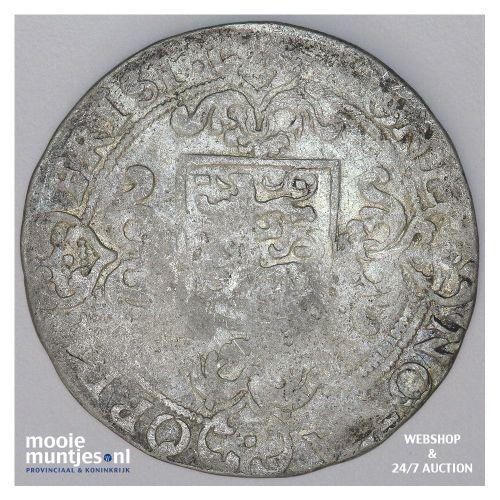 Friesland - Nederlandse rijksdaalder - 1620 (kant B)
