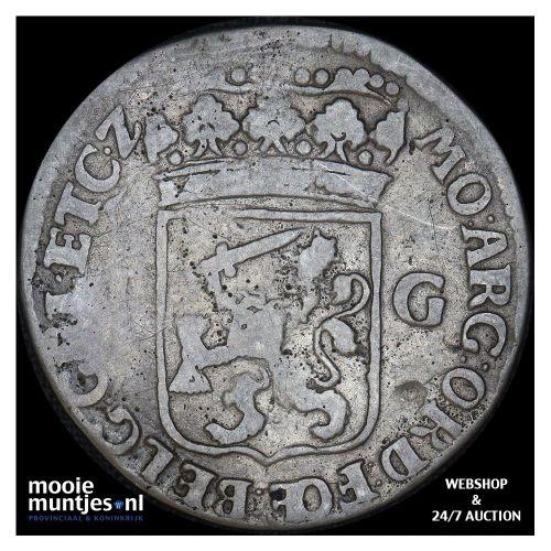 Gelderland - Nederlandse rijksdaalder - 1620 (kant B)