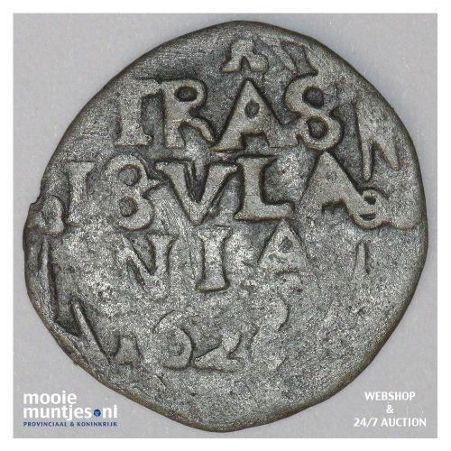 Overijssel - Pijl- of bezemstuiver - 1765 (kant A)