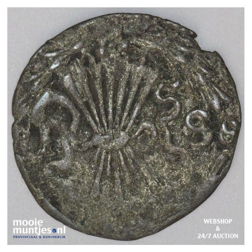 Overijssel - Pijl- of bezemstuiver - 1765 (kant B)