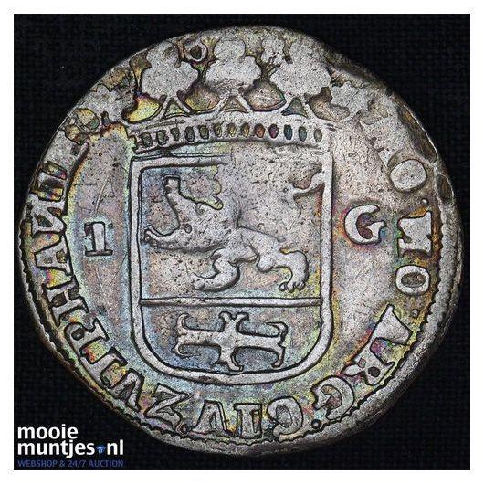 Zutphen - Rijderschelling - 1688 (kant A)