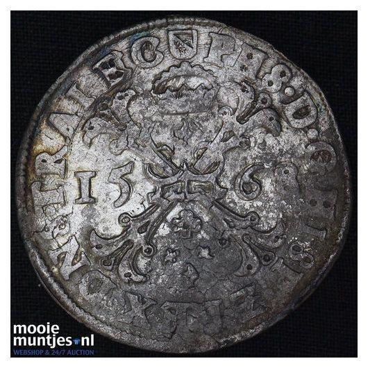 Utrecht - Rijderschelling - 1676 (kant A)
