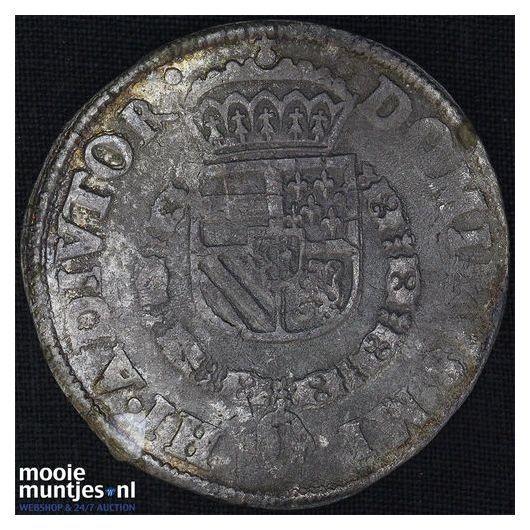 Utrecht - Rijderschelling - 1676 (kant B)