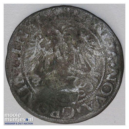 Stad Groningen - Stuiver of halve jager - 1560 (kant B)