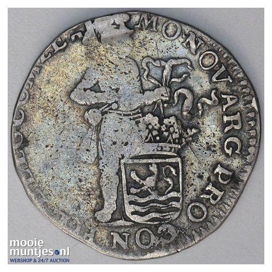 Zeeland - Zilveren dukaat - 1659 (kant B)
