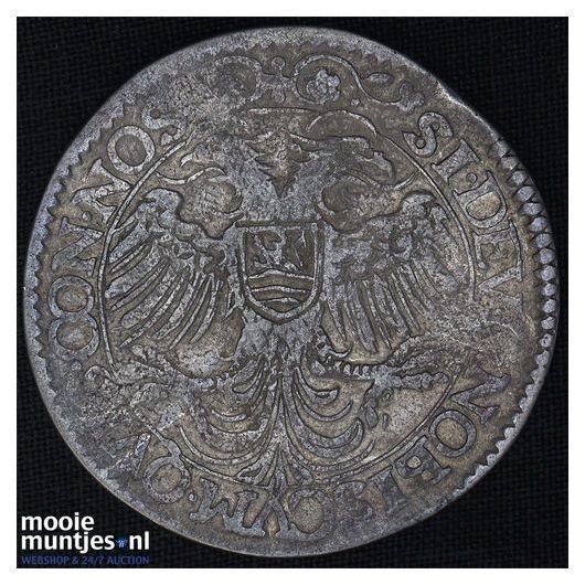 Zeeland - Zilveren rijder of dukaton - 1755 (kant B)