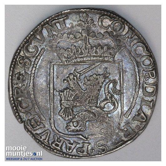 Utrecht - Halve gulden - 1763 (kant B)