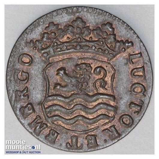 Zeeland - Duit - 1602 (kant B)