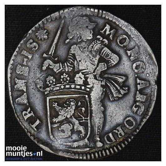 Overijssel - Daalder van 30 stuiver - 1685 (kant B)