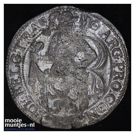 Utrecht - Leeuwendaalder - 1646 (kant B)