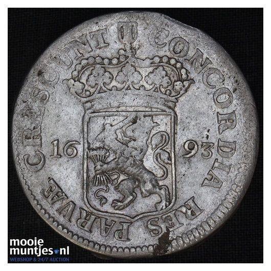 Holland - Leeuwendaalder - 1662 (kant A)