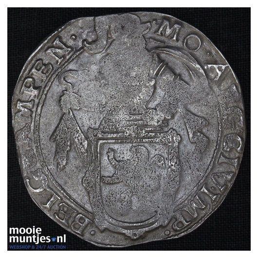 Zeeland - Kwart dukaat  - 1765 (kant B)