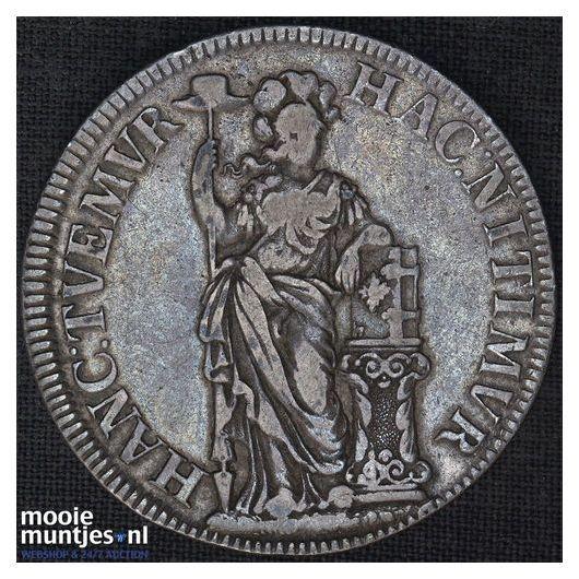Holland - Tweegulden - 1687 (kant B)