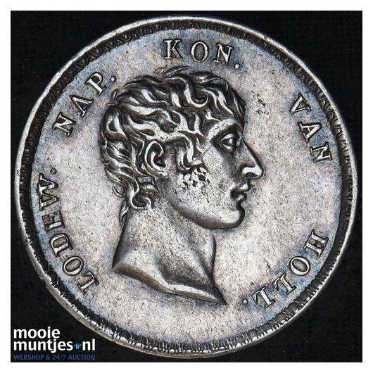 10 stuiver - Lodewijk Napoleon - 1809 (kant B)