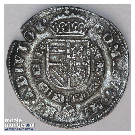 Utrecht - Halve Bourgondische kruisrijksdaalder - 1569 (kant B)