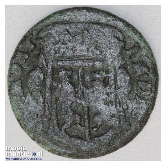 Gelderland - Duit - 1626 (kant B)