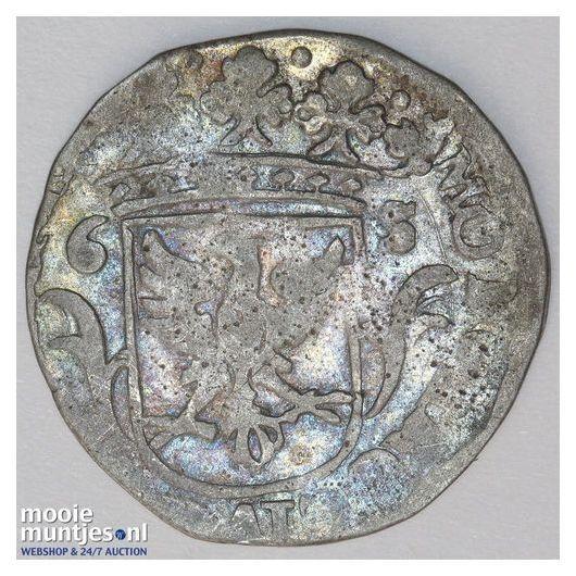 Deventer - Rijderschelling - 1685 (kant B)