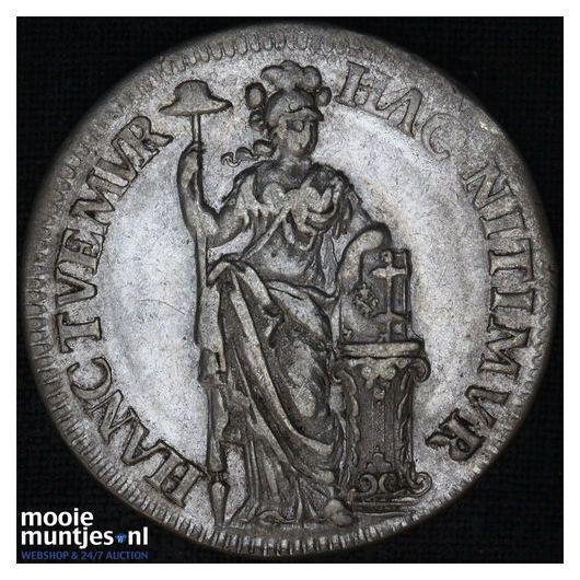 Holland - Provinciale gulden - 1681 (kant B)