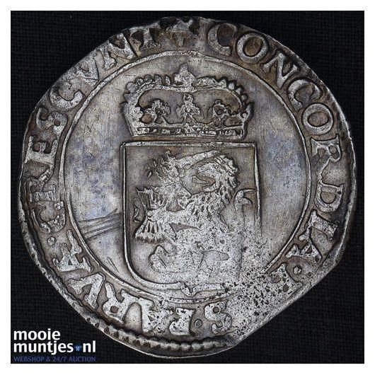 West-Friesland - Nederlandse rijksdaalder - 1619 (kant B)