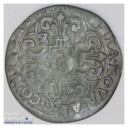 Zeeland - Kwart snaphaanschelling - 1584 (kant A)